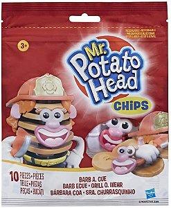 Boneca Senhora Cabeça de Batata - Sra Churrasquinho - Chips - Hasbro