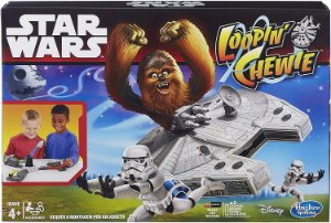 Jogo Gaming Star Wars Loopin Chewie Hasbro Multicor