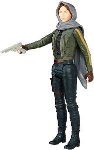 Boneco Sergeant Jyn Erso Star Wars 30 Cm Hasbro