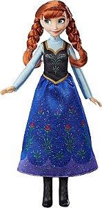 Boneca Clássica Anna, Hasbro, Azul