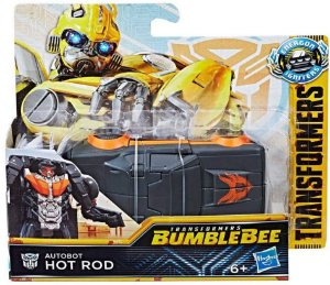 Transformers Energon Igniters Power Autobot Hot Rod E0752 - Hasbro