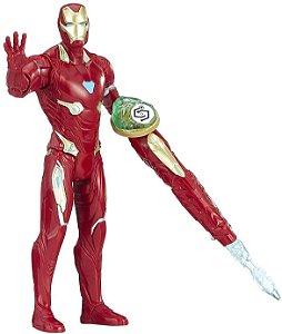 Homem de Ferro 15cm Vingadores Guerra Infinita Marvel - Hasbro E1406