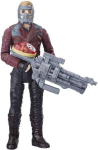Star Lord 15cm Vingadores Guerra Infinita Marvel - Hasbro E1413