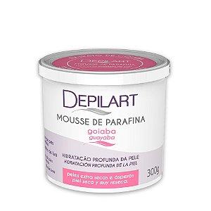 Mousse de Parafina - Goiaba 300g