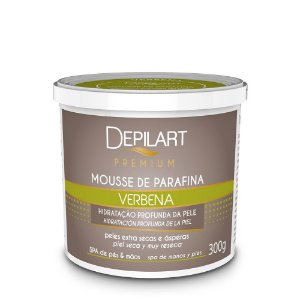 Mousse de Parafina - Verbena - 300g