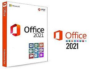 Novo Office 2021 Professional Plus Chave do Produto