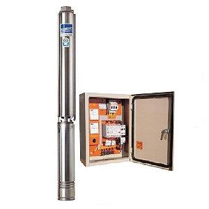 Bomba Sub Solar Écaros Ebara 4bps1-20 1,5cv + Qc