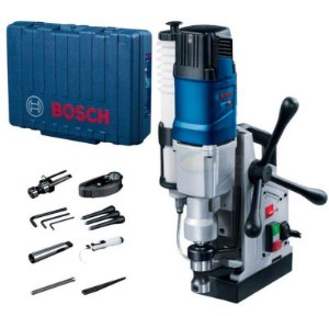 Furadeira com Base Magnética 1200w Gbm 50-2  220v Bosch
