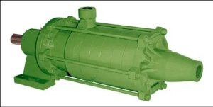 Bomba Mult Mancal Schneider Me-br 2350 5cv 3 Estágios