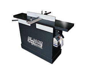 Desempenadeira Maksiwa Com 3 Facas 1400mm  De.1400 Black 2cv Monofasica