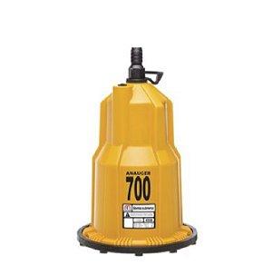 Bomba de agua Submersa Anauger 700  450w 127v