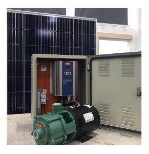 Kit Bomba Solar Ecaros P-11/2 Nr 1cv Weg + Quadro Inversor + 6 Paineis 340w