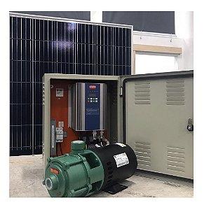 Kit Bomba Solar Ecaros P-11 3 Nr 1cv Nv + Quadro Inversor + 6 Paineis 340w