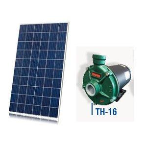 Kit Bomba Solar Ecaros Thebe Th-16 Nr 3cv Weg + Quadro Inversor + 8 Paineis 340w