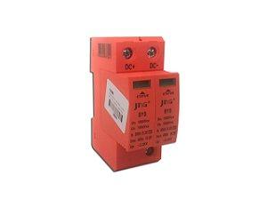 Dispositivo P/Surto Dps Bys, 2p 20-40ka, 1060 Vdc (P/Solar)