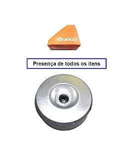 Peça Elemento Filtro Ar 14000420 P/ Motor Bd 5.0 E 7.0 Branco