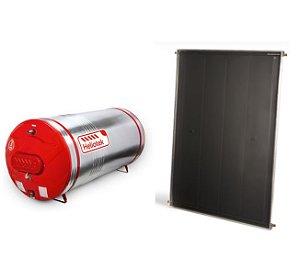 Kit Aquecedor Solar Bosch Boiler Mk200 Bp 200l + 2 Coletor Mc1300 Tf10 1x1
