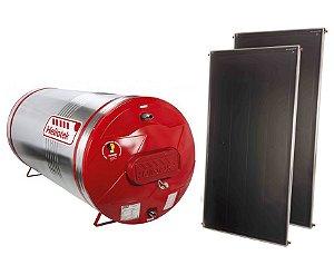 Kit Solar Bosch Boiler Alta Pressao Mkp600a 600l + 3 Coletor Placa Mc2000 Tf20