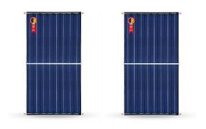 Coletor Solar Pro-Sol 1,84 X 1 Horizontal Kit 2 Placa P/ Aquecimento De Água