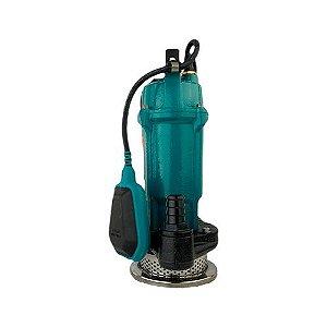 Bomba Submersivel Água Turva QDX1.5-0,37A 1/2cv Mono 127v