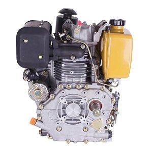 Motor Buffalo Bfde 10.0 Diesel 3600rpm Com Redutor P. Eletrica