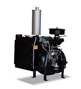 Motor Buffalo Diesel Bfde 385 27cv 3000 Rpm 3 Cilindros