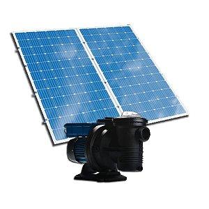 Kit Bomba Piscina Solar Thebe Écaros Tsw Ce 500w + 2 Placas