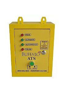 Ats - Quadro de Transf. Automática Trif. 220V - Bfde6500 Silencioso / Bfde 8000