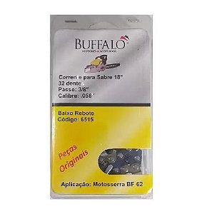 Corrente em Blister Buffalo para Motosserra BF62