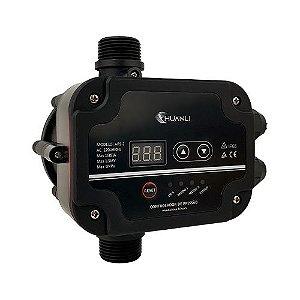 Controlador de Pressão com Display Digital Lepono APS-2 Para Bomba de Água até 2cv 220v