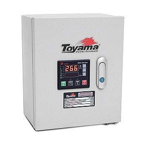 Painel ATS Para Gerador Toyama Trifasico 220V TDG7500/TDG8500 Serie Xp
