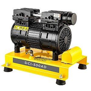 Compressor de Ar Lepono DCI-500AD Isento Óleo 1cv  Mono 220v