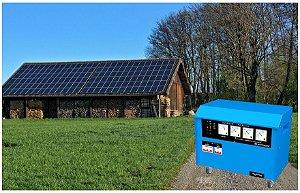 Inversor Carregador Off Grid Technomaster Tm21s-t 5kva 24vcc Trifasico 220/380v