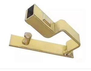 Trava Para Portão Com Porta Cadeado N° 2