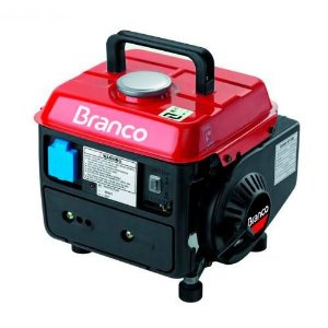 Gerador de Energia a Gasolina B2T-950 1,9CV Monofásico 220v Partida Manual