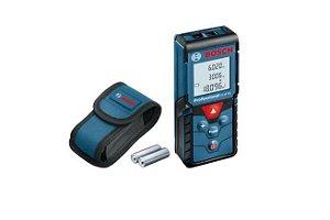 Trena a Laser GLM40 40 Metros Bosch Medidor De Distancia Bosch