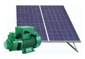 Kit Solar Ecaros Bomba Tp-60 Ci 540 +2painel+Suporte Thebe