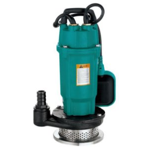 Bomba Submersivel Drenagem Agua Turva Lepono QDX6-18 1cv 220V