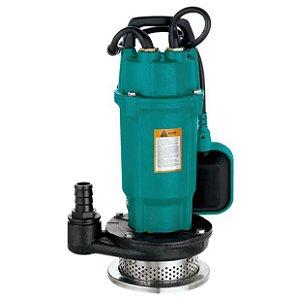 Bomba Submersivel Drenagem Agua Turva Lepono QDX6-18-0,75A 1,0 HP Lepono