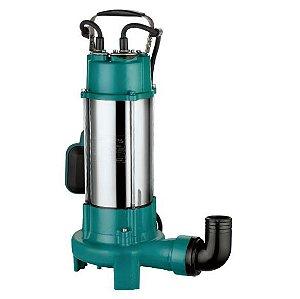 Bomba Limpa Fossa Esgoto Com Triturador Lepono XSP 1,5cv monofásica 220v