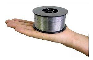 Arame Tubular E71t-Sg 0.8mm 1kg L Brax Solda Sem Gas