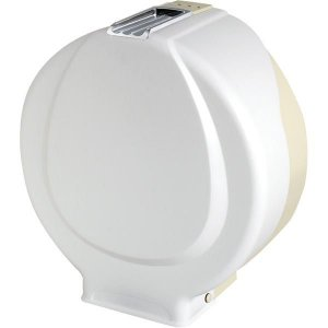 Suporte Papel Higienico/Rolo - Branco