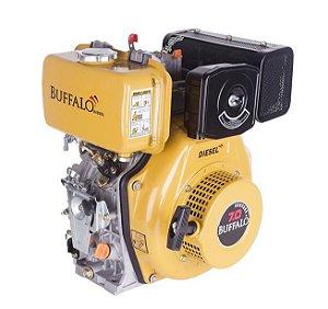 Motor Buffalo A Diesel Bfd 7.0cv Eixo 25,4 Partida Manual