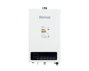 Aquecedor Rinnai Digital Reu-E15 Feh Gn 15l Ch.60mm