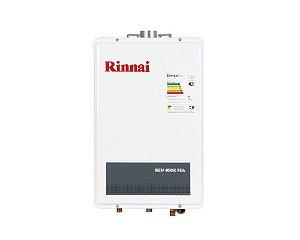 Aquecedor Rinnai Digital a Gás Glp Reu-1602 Fea Ch. 60mm