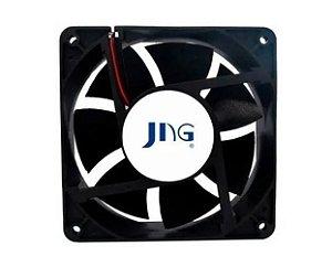 Ventoinha Microventilador FZY18060MBL JNG 180x180 230 VCA