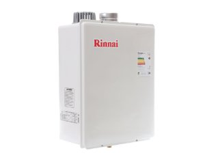Aquecedor Rinnai Digital a Gás Gn Reu-E42 Feab 43l Ch. 100mm