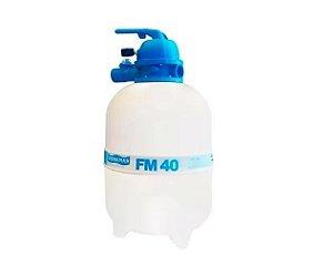 Filtro FM 40 Sodramar Para Piscinas Até 50 Mil Litros