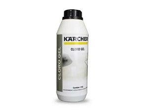 Limpador Cloro Gel Concentrado 1 Litro Rende 20 Litros Karcher