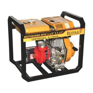 "Motobomba Buffalo Diesel Bfde 2½"" x 2½"" Incêndio 13cv R173mm Vazao Max. 35.000 L/H"
